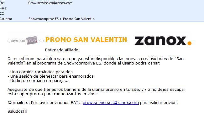 zanox grow service