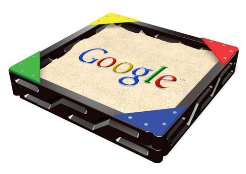 que es google sandbox