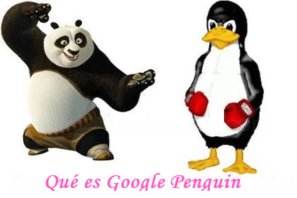 que es google penguin