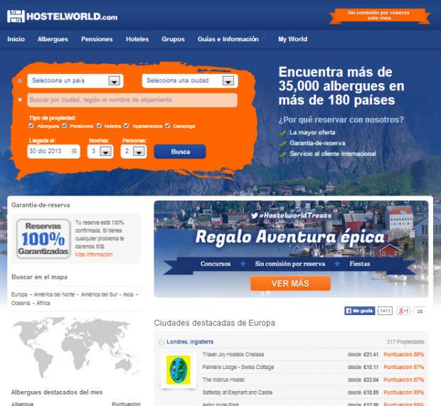 hostelworld.es