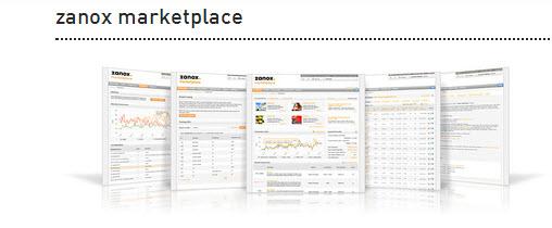 zanox marketplace