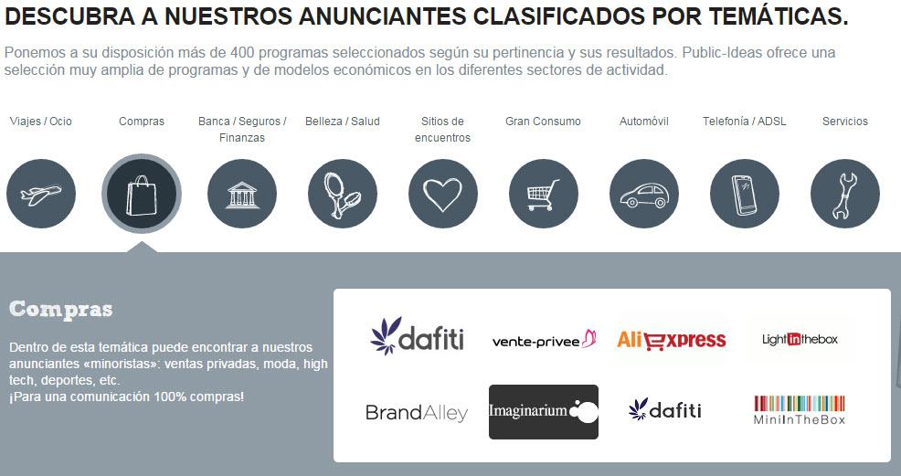 afiliados Publicideas 2015