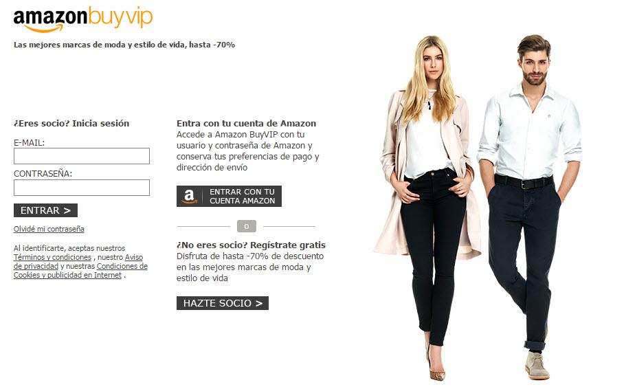programa afiliados Amazon Buyvip