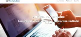 DD Network: opiniones de la plataforma de afiliación CPA