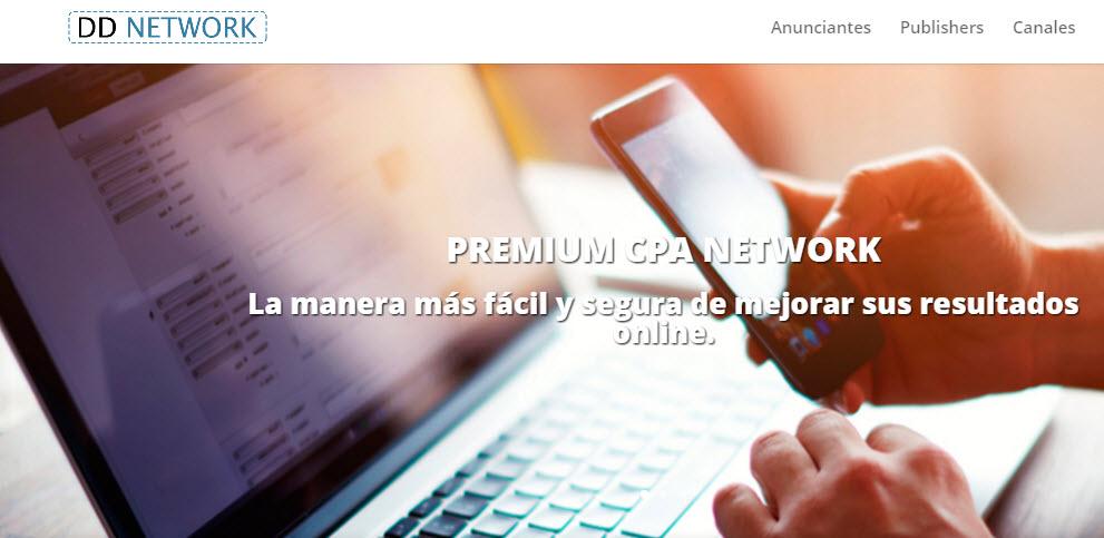 dd network