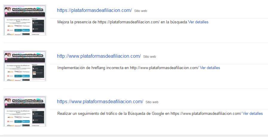 configuracion https google webmaster tools