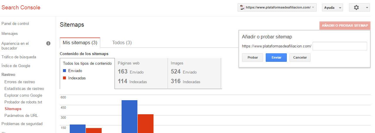 ssl en google webmaster tools