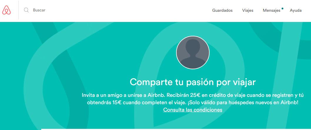 programa de referidos airbnb
