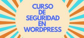 curso de seguridad wordpress