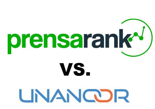 prensarank vs unancor